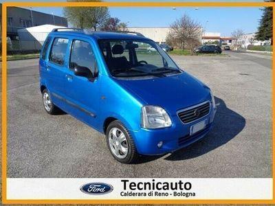 usata Suzuki Wagon R+ 1.3i 16V cat GL *NEOPATENTATO*