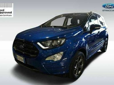 usata Ford Ecosport 1.5 TDCi 100 CV Start&Stop ST-Line