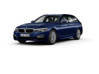 brugt BMW 520 SERIE 5 TOURING d Touring Versione Msport