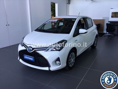 usata Toyota Yaris YARIS1.5 hybrid Active 5p