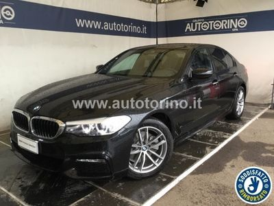 used BMW 520 d xDrive Msport