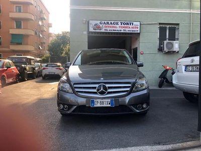 usata Mercedes B180 CDI Executive AUTOMATICO PALETTE AL VOLANTE