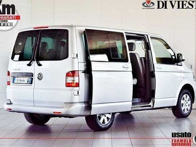 brugt VW Caravelle Transporter8 Posti 2.0 TDI 140CV 4 MOTION PC Comfortline