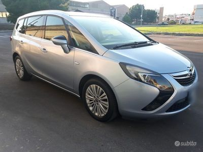 usata Opel Zafira 1.6 cdti 136cv. 7 posti- uni propiet