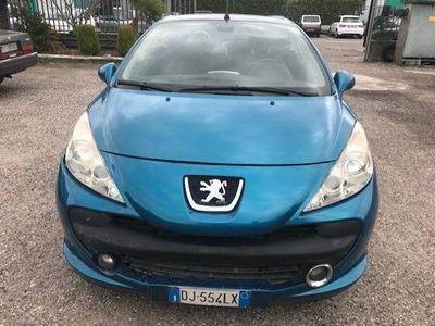 second-hand Peugeot 207 CC 1.6 HDI rif. 11436398