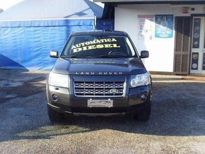 usata Land Rover Freelander 2.2 TD4 4X4 GANCIO TRAINO