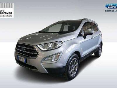usata Ford Ecosport 1.5 TDCi 100 CV Start&Stop Titan