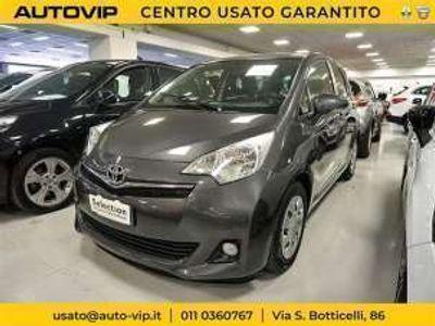 usata Toyota Verso-S 1.4d Style m mt Diesel