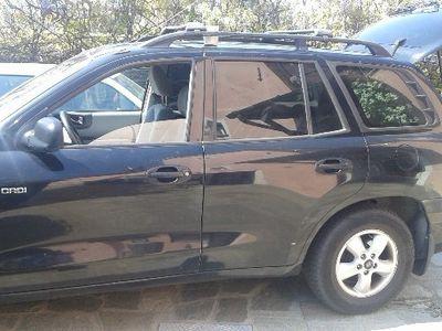 usado Hyundai Santa Fe 1ª serie - 2005