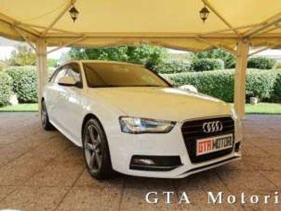 usata Audi A4 avant 2.0 tdi 150 cv multitronic s-line plus diesel