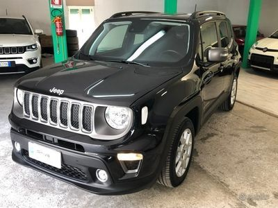 usata Jeep Renegade 1.6 Mjt 120cv Limited - 2019