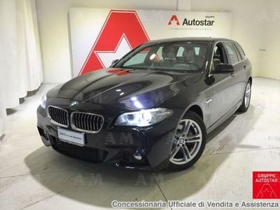 used BMW 520 d xDrive Touring Msport
