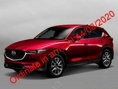 usata Mazda CX-5 2.5L Skyactiv-G 194CV aut. AWD Signature