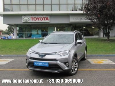 usado Toyota RAV4 Hybrid 4WD Lounge del 2017 usata a Brescia