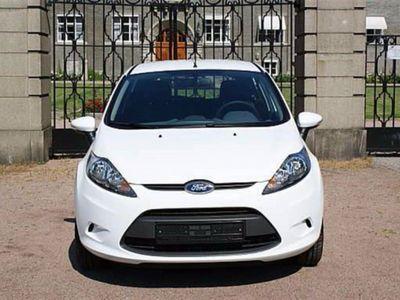 used Ford Fiesta 1.6 TDCi 5p. Titanium del 2007 usata a Salerno