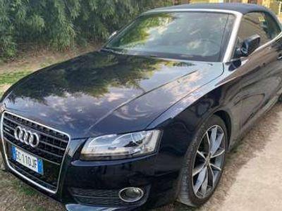 usata Audi A5 Cabriolet 3.0 V6 TDI F.AP.qu.S tr. Amb.e