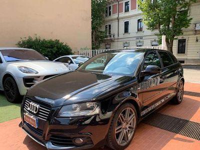 usata Audi A3 SPB. 2.0 TDI F.AP. S tronic Ambi- SLINE int ed est