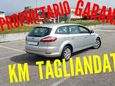 usata Ford Mondeo 1.8 TDCi SW Ghia ( CINGHIA FATTA )