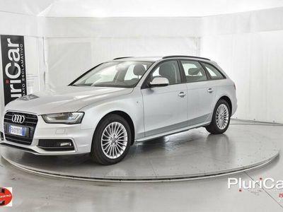 usata Audi A4 Avant 2.0 TDI 190cv auto EURO6 S line Navi