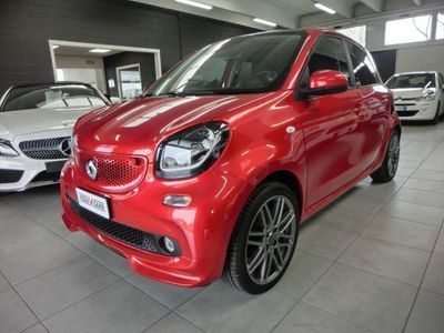 gebraucht Smart ForFour 90 0.9 Turbo twinamic Passion PACCHETTO BRABUS