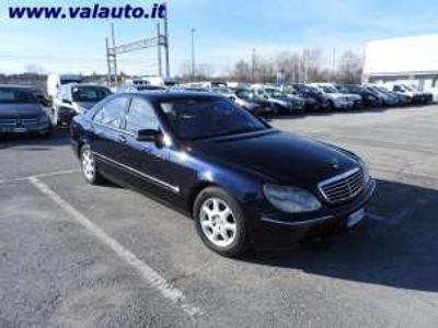 usata Mercedes S320 CDI CV197, da preparare!!!!! Diesel