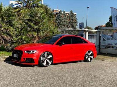 usata Audi RS3 Sedan 2.5 TFSI quattro S tronic