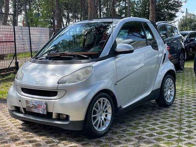 usata Smart ForTwo Cabrio 1000 52 kW passion 36MESI GARANZIA
