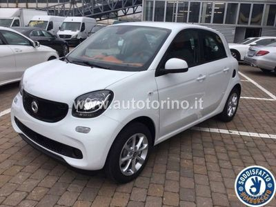 gebraucht Smart ForFour Electric Drive -