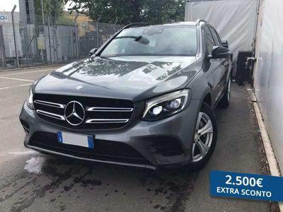 usata Mercedes GLC250 250 d Premium 4matic auto