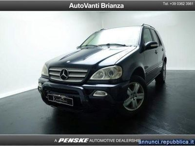 usado Mercedes ML270 turbodiesel cat CDI SE Leather