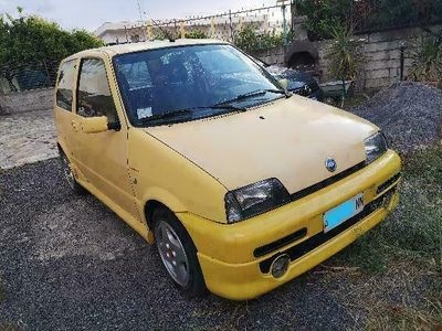 usata Fiat Cinquecento sporting abarth
