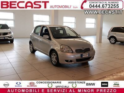 sold toyota yaris usata del 2005 a. - used cars for sale - autouncle