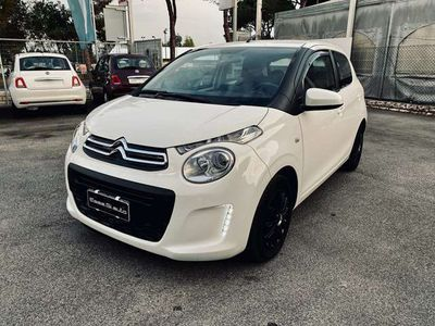 usata Citroën C1 VTi 72 Feel ** Poss.Pack Shine ** Ved.Note