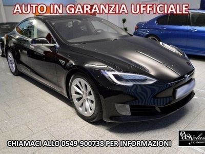 usata Tesla Model S usata del 2016 a Rimini, Km 6.000