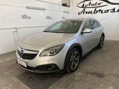 usata Opel Insignia Country Tourer 1.6 CDTI 136CV Start&Stop aut. TUA DA 95,00 AL MESE Diesel