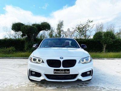 usata BMW 218 d Cabrio M sport AUTOMATICA