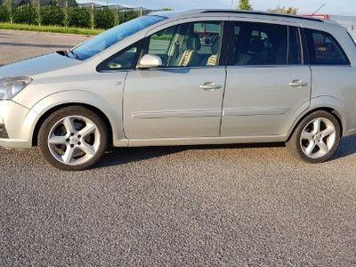 used Opel Zafira - 2005