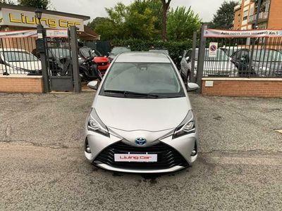 usata Toyota Yaris 1.5 Hybrid 5 porte Business TELECAMERA
