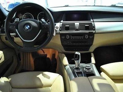 gebraucht BMW X6 X6 XDRIVE 40D NERO X6 XDRIVE 40D (XDRIVE 40D)