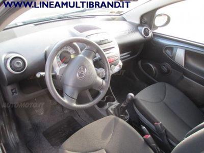usata Toyota Aygo 1.0 12V VVT-i 5 porte Active Connect