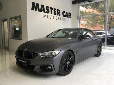 usata BMW 435 Serie 4 Cabrio i Msport Usato