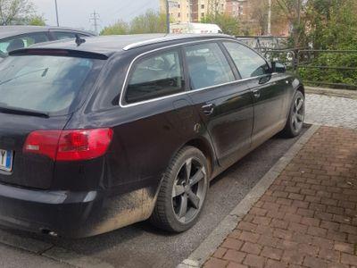 käytetty Audi A6 avant 2.0cc