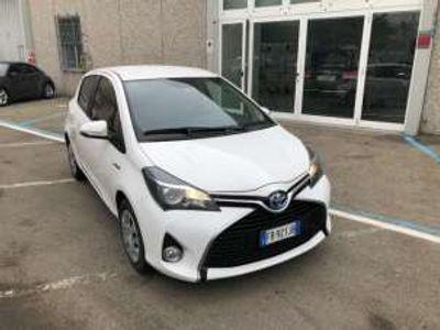 usata Toyota Yaris Hybrid 5 Porte Business Aut. Benzina