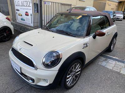 usata Mini John Cooper Works Cabriolet 1.6 16V ** POCHI KM **