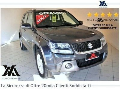 usata Suzuki Grand Vitara 1.9 DDiS 5 porte Crossover Evolution Plus