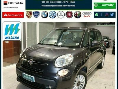 usata Fiat 500L 0.9 TwinAir Turbo Natural Power Pop