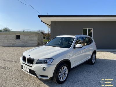 usata BMW X3 xDrive 20d 185cv 122.745km navi/tetto/autom