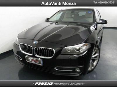 usado BMW 520 Serie 5 Touring d xDrive Luxury del 2013 usata a Monza
