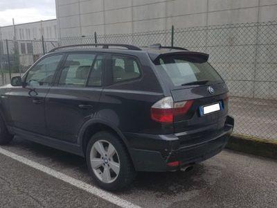usata BMW X3 20d Futura ( SEDILI PELLE M SPORT - NAVI - XENON )