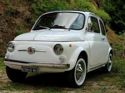 usata Fiat 500 F 1967